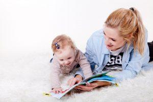 親子で読書